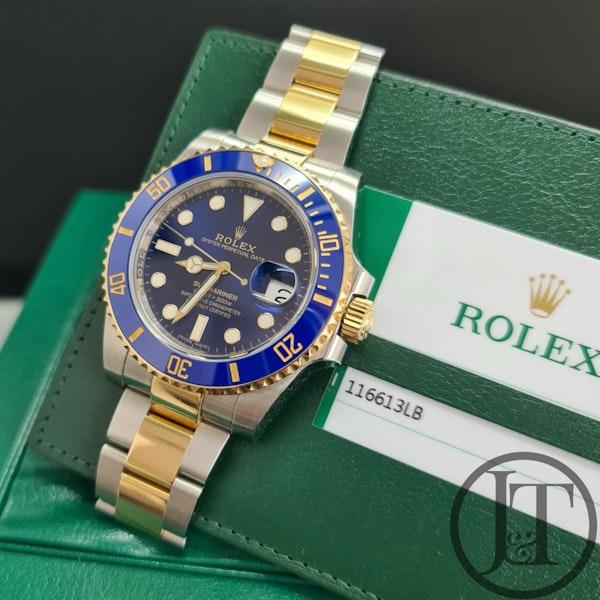 Rolex Submariner Date 116613LB 2019 - image 8