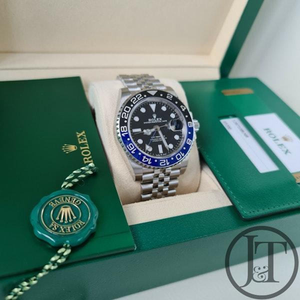 "Rolex GMT Master II 126710BLNR ""Batman"" Jubilee - image 7"