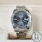 Rolex Datejust 41 126334 Slate Roman Wimbledon Dial Oyster - image 1