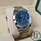 Rolex Datejust 41 126300 Azzurro Blue Dial - image 3