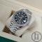 Rolex Datejust 41 126334 Black Baton Jubilee - image 5