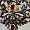 Seventeenth century dress ornament with rubies - image 2