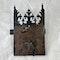 """""""Gothic"""" iron lock - image 3"""