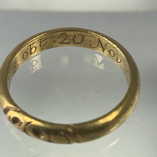 1716 Memento Mori ring - image 3
