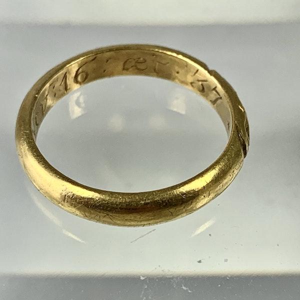 1716 Memento Mori ring - image 4