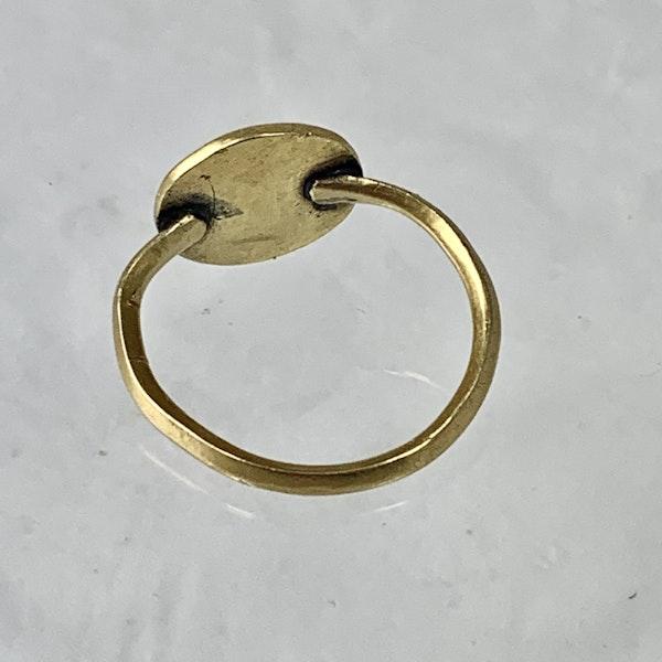 Venetian gold ring 1450 - image 2