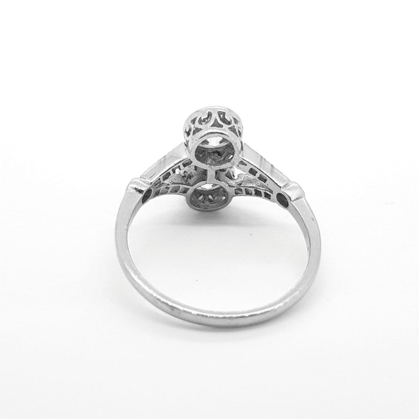 Toi et Moi Diamond Ring 1.60cts - image 2