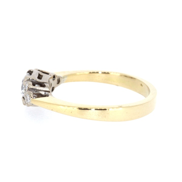 0.40ct Diamond Solitaire Ring. S.Greenstein - image 2