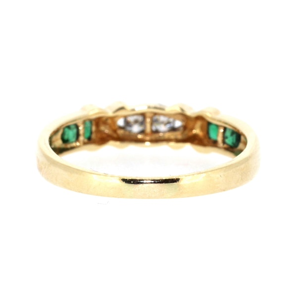 Fancy Emerald And Diamond Ring. S.Greenstein - image 3