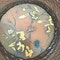Japanese bronze woven plate - image 3
