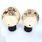 Pair Japanese ostrich eggs with lacquer decoration of Bijin - image 6
