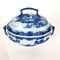 Chinese blue and white tureen - image 7