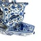 Japanese blue and white Arita ware boat - image 5