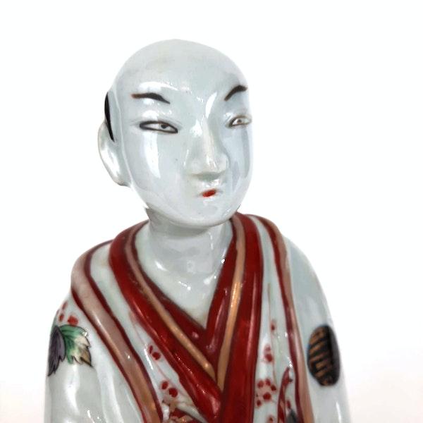 Japanese 17th Century Imari figure - image 6