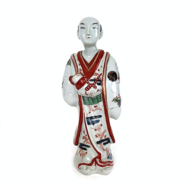 Japanese 17th Century Imari figure - image 7