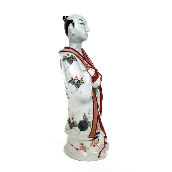 Japanese 17th Century Imari figure - image 2