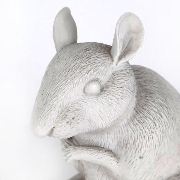 Japanese Hirado bisque rat - image 5