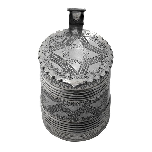 Russian Silver Tankard, Moscow 1880 - image 2