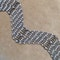 Natural Pearl and diamond  bracelet - image 3