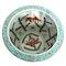 Chinese polychrome Jardiniere  fish bowl - image 5