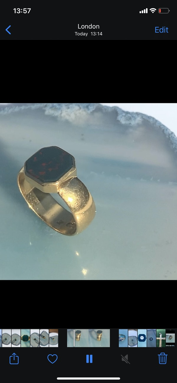 A Signet Ring - image 2