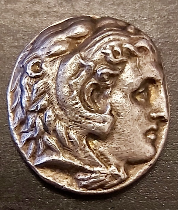 Kingdom of Macedon, Alexander III 'the Great' AR Tetradrachm - image 1