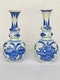 A NEAR PAIR OF RARE CHINESE TRIPLE GOURD VASES, KANGXI (1662 - 1722) - image 4