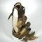 Japanese Satsuma fish vase - image 6