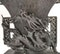 Pair Japanese Bronze Vases. Meiji Period ( 1868-1912 ) - image 3