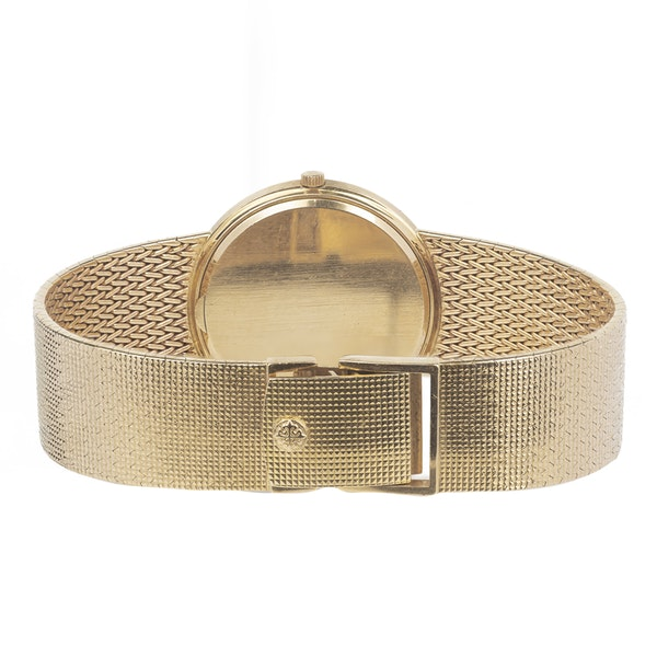 Patek Philippe Bracelet Wrist Watch - image 2