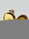 Victorian engraved gold locket. Spectrum Antiques - image 2
