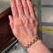 Ruby, Sapphire ,Emerald and Diamond 3 Bracelets in 18ct Gold date circa 1970, SHAPIRO & Co since1979 - image 4