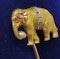 Deco Elephant Pin - image 2