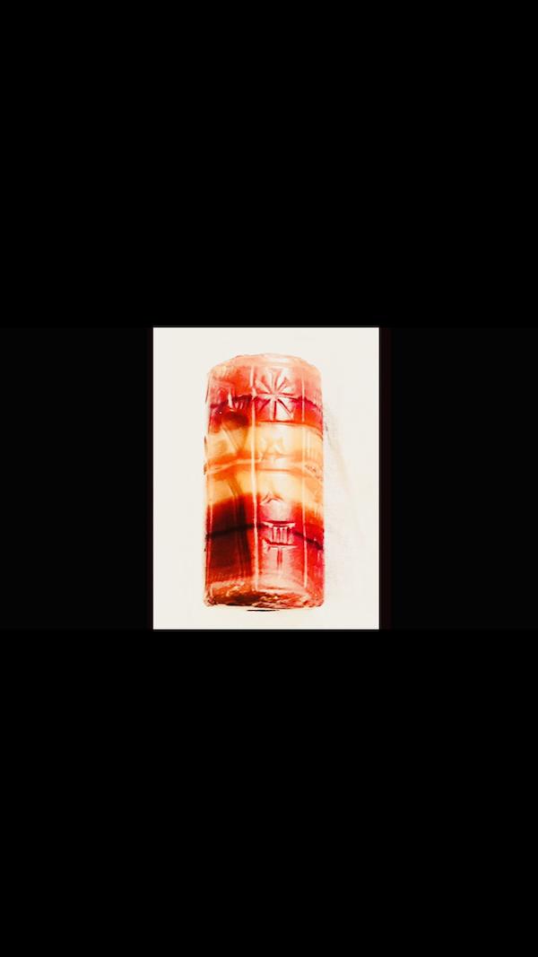 Agate cylinder seal - image 4