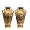 Pair Japanese Satsuma Vases, Meiji period, 19 c. - image 4