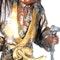 Japanese Meiji Period bronze figure of Gama Sennin - image 6