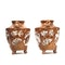 Pair Japanese kutani vases - image 4