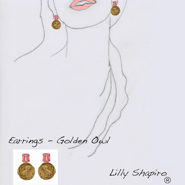 Golden Owl Collection, SHAPIRO & Co since1979 - image 2