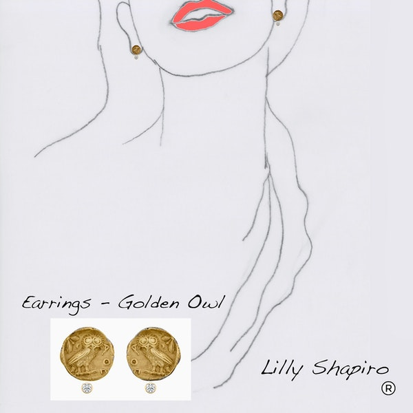 Golden Owl Collection, SHAPIRO & Co since1979 - image 4