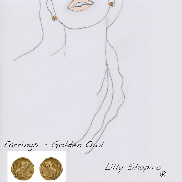 Golden Owl Collection, SHAPIRO & Co since1979 - image 6