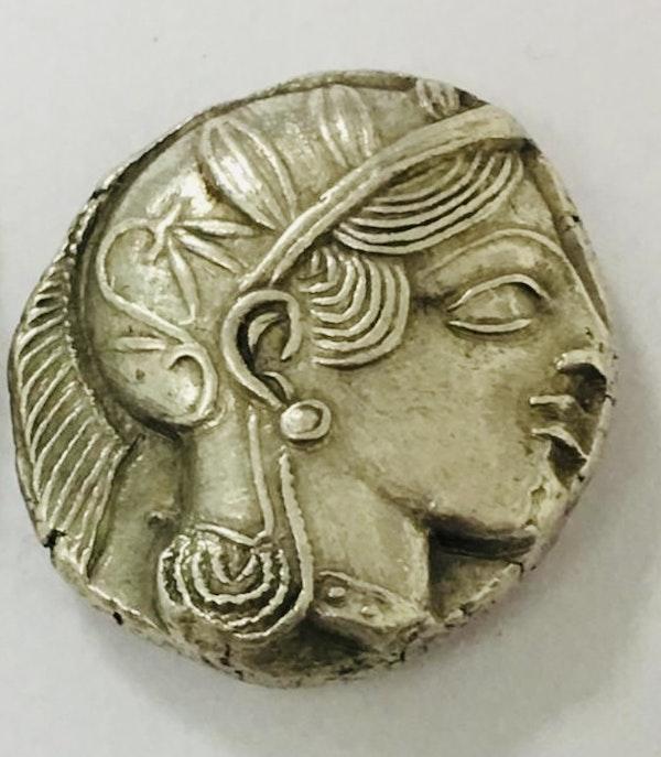 Silver Coin - image 2