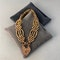 Date: circa 1890, 9ct Yellow Gold Gate Bracelet, SHAPIRO & Co since1979 - image 3