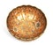 Japanese satsuma bowl with flower decoration - image 4