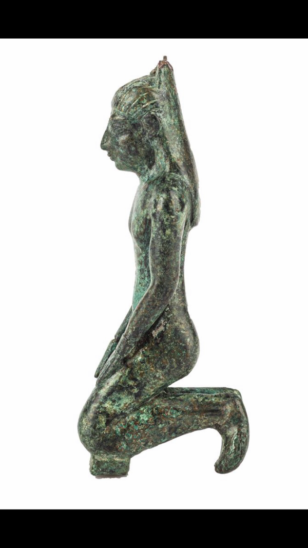 Greek bronze statue - image 2