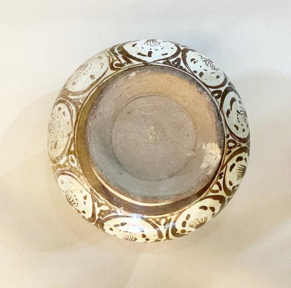 Kashan Lustre Pottery Jug - image 6