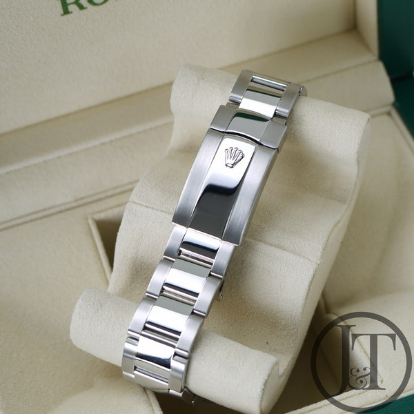 Rolex Datejust II 41mm 116334 White Dial Oyster - image 6