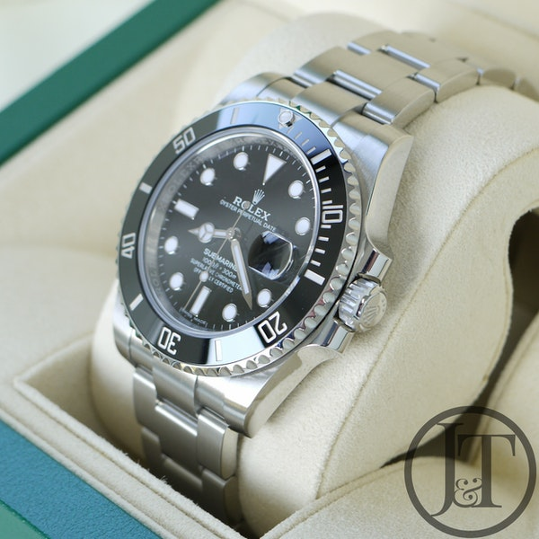Rolex Submariner Date 116610LN - image 5