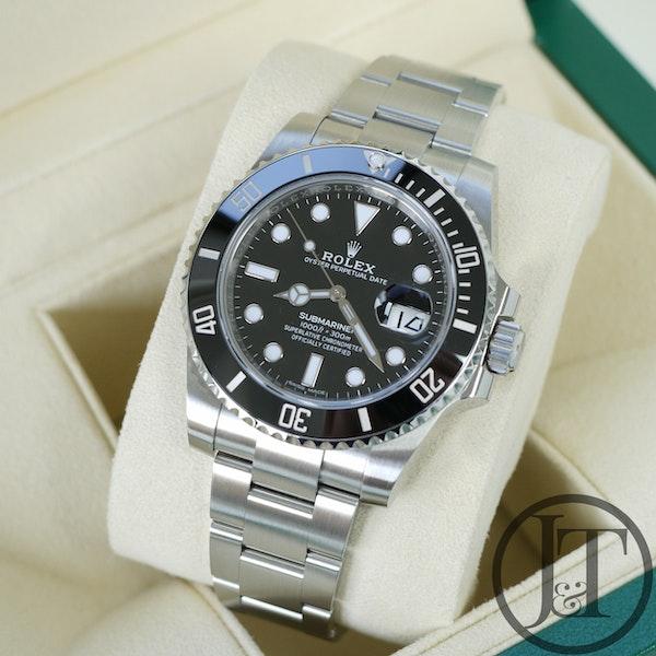 Rolex Submariner Date 116610LN - image 3