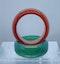 Modern Jade Band Rings - image 7
