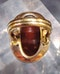 Antique Carnelian Carved Ring - image 4